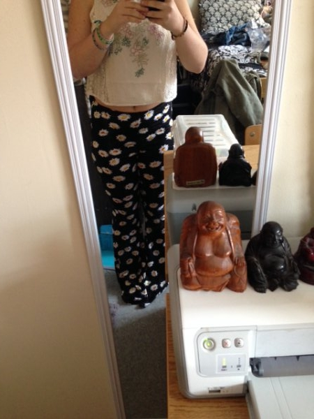 Avant Garden Pants from tobi.com size small!