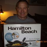 Hamilton Beach Slow Cooker I won on Dealdash for 1.89!