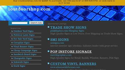 1outdoorshop.com
