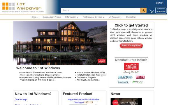 1st Windows