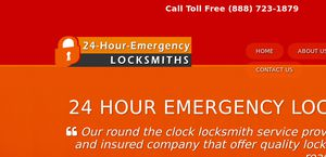 24 Hour Emergency Locksmiths