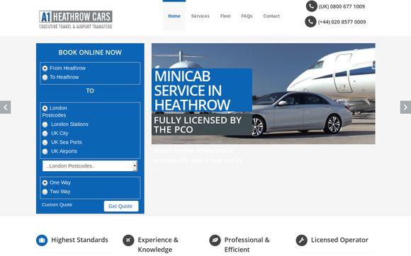 A1HeathrowCars.co.uk