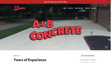 A & B Concrete