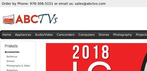 Abc TV Reviews - 1,340 Reviews of Abctvs com | Sitejabber