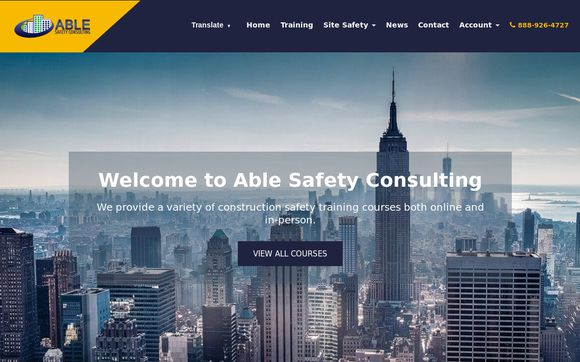 Able Safety Consulting, LLC | ablesafety.com