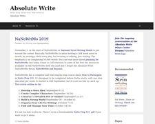 Absolutewrite.net