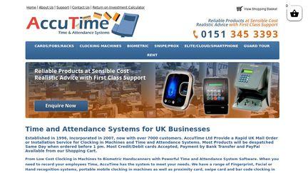 AccuTime.co.uk