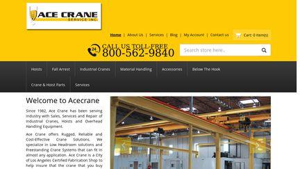 Ace Crane