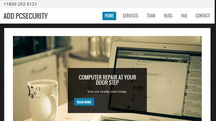 Addpcsecurityservice.com