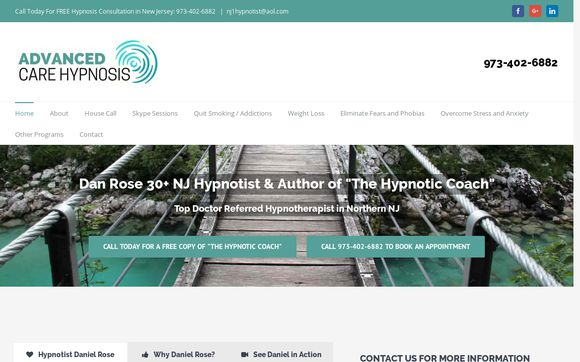 Advanced Care Hypnosis