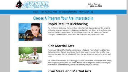 Adventure MMA
