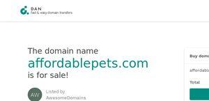 Affordablepets.com