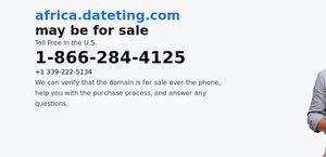 Africa.dateting.com