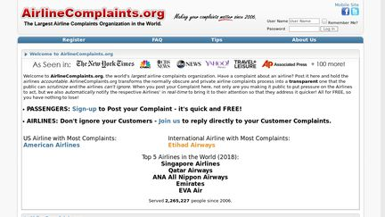 Airlinecomplaints.org
