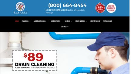 Aladdin Plumbing & Mechanical