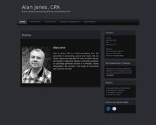 Alan Jones, CPA