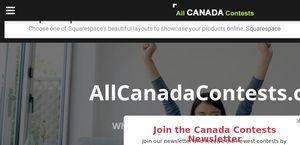 Allcanadacontests.com