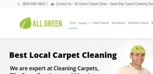 All Green Carpet Clean