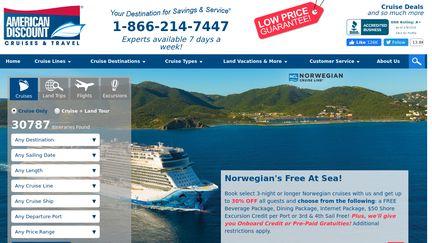American Discount Cruises