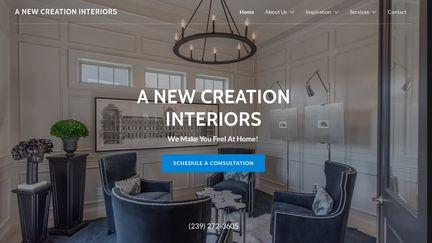 A New Creation Interiors