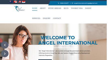 Angelsinternational.in