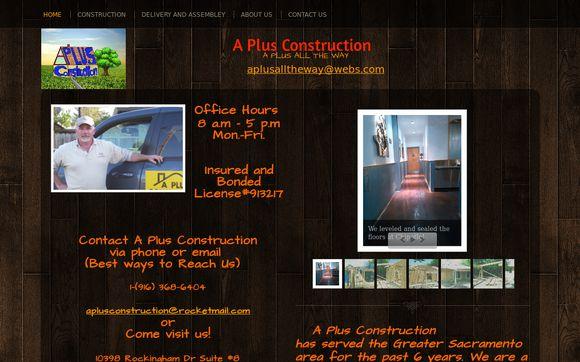 APlusConstruction