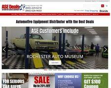 Automotive Service Equipmen