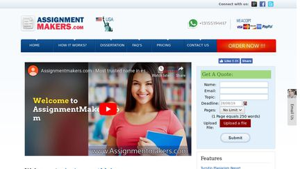 Assignmentmakers.com