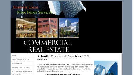 Atlantic Financial Services LLC