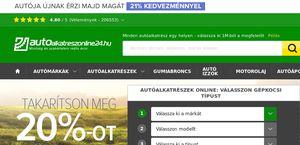 Alkatrészek Autó Olcsón Online Rendelés