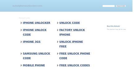 Autoiphoneunlocker