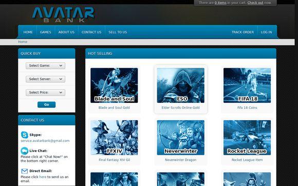 AvatarBank