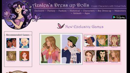 Azalea's Dolls