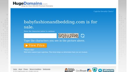 Baby Fashion and Bedding