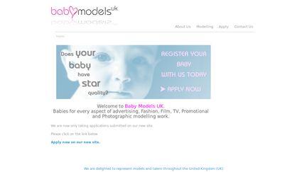 BabyModelsUK.co.uk