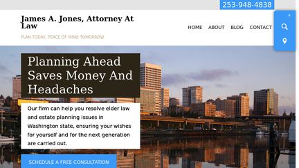 James A. Jones Attorney At Law