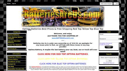 BatteriesAreUs