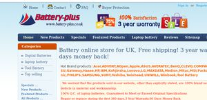 Battery-Plus.co.uk