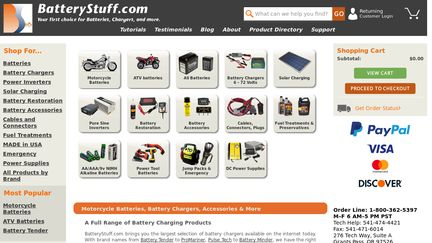 BatteryStuff