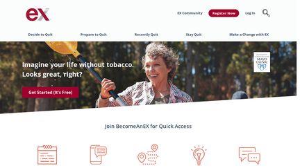 Become An EX Smoker