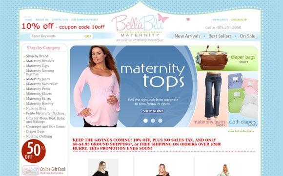 BellaBlu Maternity