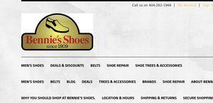 Bennie's Shoes