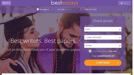 best essay discount code