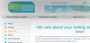Best Writing Service