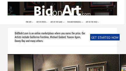 Bid On Art