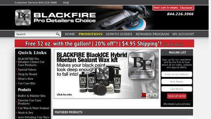 Blackfire Wax