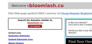 Bloomlash.co