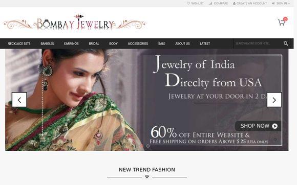 Bombay Jewelry