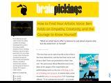 Brain Pickings