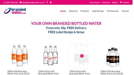 BrandedWater.co.uk